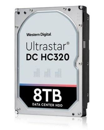 Imagen de WESTERN DIGITAL - DISCO DURO 8TB SATA 3.5 HGST ULTRASTAR 7200RPM 256MB