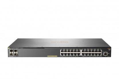 Imagen de HP ENTERPRISE - ARUBA 2930F 24G POE+ 4SFP+ SWCH .