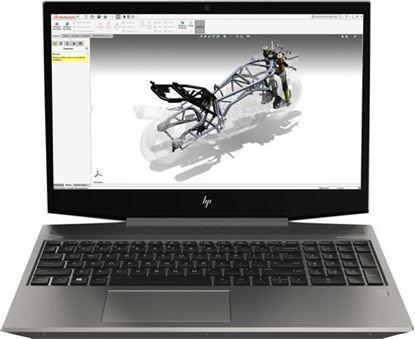 Imagen de HEWLETT PACKARD - HP ZB15VG5 I7-8750H 15.6 8GB 1T +HP MONITOR Z23N G2 23 1920X1080