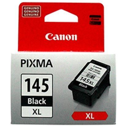 Imagen de CANON - TINTA PG-145 XL NEGRO 12ML ALTO RENDIMIENTO DE 300 PAGS