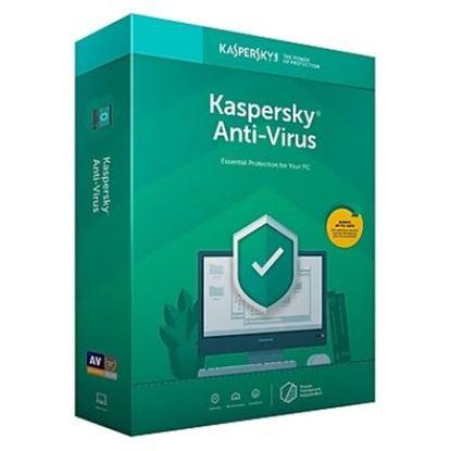 Imagen de KL - KASPERSKY ANTIVIRUS 1 USER 1 YR .