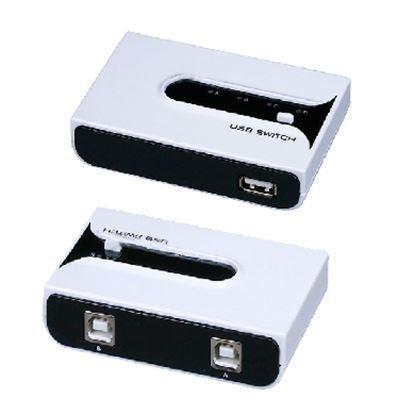 Imagen de DTC - GENÉRICO - MULTIPLEXOR AUTOMATICO USB 1 A 2