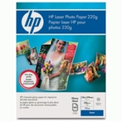 Imagen de COMPUTER ASSOCIATES INTERNATIONAL - PAPEL HP P/FOLLETOS SATINADO DE 200 G/M2 (100 8 5 X 11 ) LASER