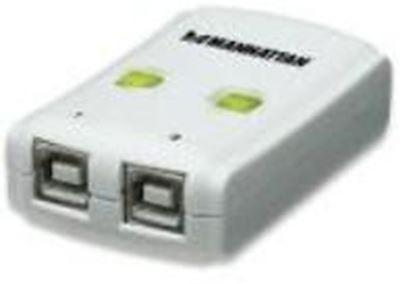 Imagen de INTELLINET - MUX USB 1:2 COMPARTE 1 DISP A 2PC