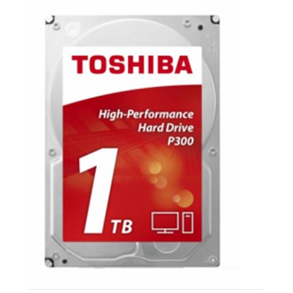 Imagen de FORMA-TODO - DISCO DURO INTERNO 3.5 1TB SAT Aá 6GB 7200RPM 64MB TOSHIBA (P300)