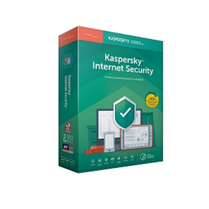 Imagen de KL - KASPERSKY INTERNET SECURITY 3+1 USER 1 YR