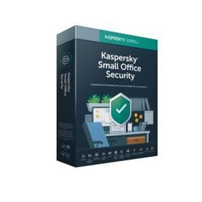 Imagen de KL - KASPERSKY SMALL OFFICE SECURITY 10 USER 1FS +KISA