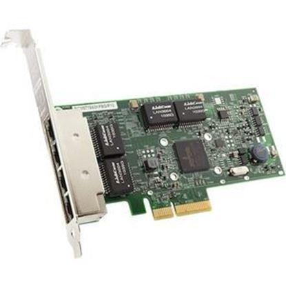 Imagen de LENOVO - BROADCOM PCIE 1GB 4-PORT RJ45 TARJETA DE RED OPCION SVR