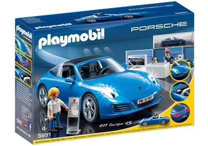 Imagen de PLAYMOBIL - 5991 PORSCHE 911 TARGA 4S