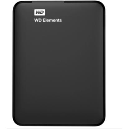 Imagen de FORMA-TODO - DISCO DURO EXT PORTATIL USB 3.0 1TB ELEMENTS NEGRO
