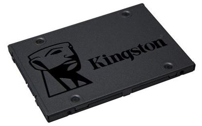 Imagen de KINGSTON - KINGSTON DISCO ESTADO SOLIDO SSD 480GB SATA 3.0 A400 PCLAP
