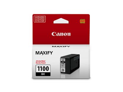 Imagen de CANON - TINTA PGI-1100 BK NEGRO 12.4ML RENDIMIENTO DE 400 PAGS