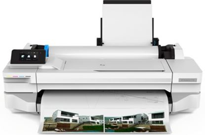 Imagen de HEWLETT PACKARD - HP DESIGNJET T130 24-IN PRINTER .