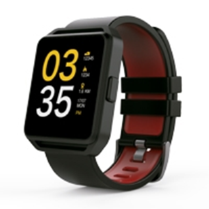Imagen de COMARI - GHIA SMART WATCH/ PANTALLA 1.54 TOUCH / BT / IOS / ANDROID / NEGRO