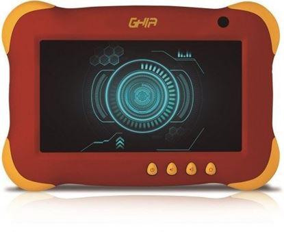 Imagen de COMARI - TABLET AXIS KIDS GTKIDS7R 5PTOS QUAD 1GB 8GB 2CAM WIFI ANDR 7 ROJA