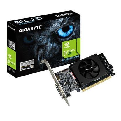 Imagen de GIGABYTE - TARJETA DE VIDEO GIGABYTE GV-N7 10D5-2GL DDR5 HDMI/DVI