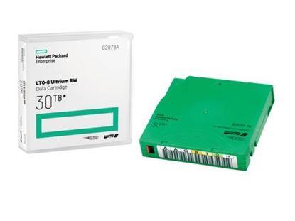 Imagen de HP ENTERPRISE - HPE LTO-8 30TB RW DATA CARTRIDGE