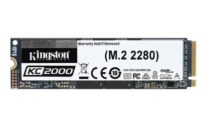 Imagen de KINGSTON - KINGSTON DISCO ESTADO SOLIDO SSD 500GB KC2000 NVME PCIE