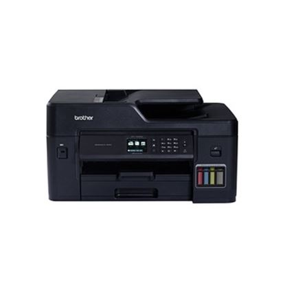 Imagen de BROTHER - MULTIFUNCIONAL T4500 COLOR TINT A CONTINUA DOBLE CARTA USB WIFI ETH