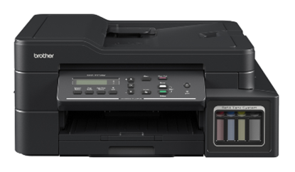 Imagen de BROTHER - MFC TINTA CONTINUA DCPT710W 27PPM B/N 23PPM COLOR WIFI DIRECT