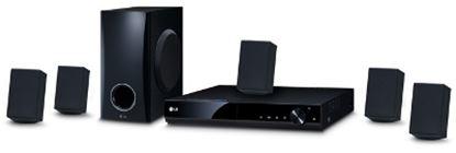 Imagen de LG - LG HOME THEATER DVD ESCALAD FULL HD¬ GRAB- REP USB SALIDA HD