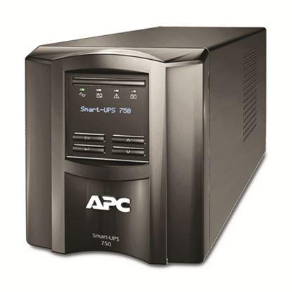 Imagen de APC - APC SMART-UPS 750VA 120V CON SM ARTCONNECT