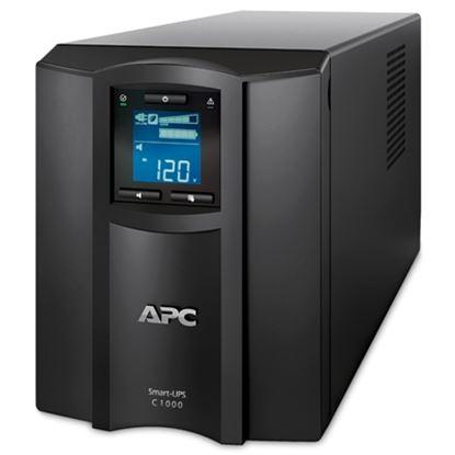 Imagen de APC - APC SMART-UPS C 1000VA LCD 120V WITH SMARTCONNECT