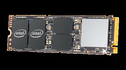 Imagen de INTEL - DISCO DURO ESTADO SOLIDO 256G 760P SSD M.2 80MM PCIE 3.0 NVME TLC