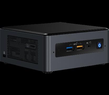 Imagen de INTEL - INTEL MINI PC NUC CORE I3 8109U 3.6 GHZ DDR4 USB-C/HDMI/M2/WIFI/BT