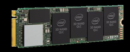 Imagen de INTEL - DISCO DURO ESTADO SOLIDO 1.0TB 660P SSD M.2 80MM PCIE 3.0 NVME QLC