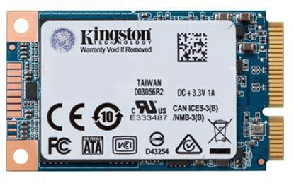 Imagen de KINGSTON - KINGSTON DISCO ESTADO SOLIDO SSD 480GB MSATA UV500