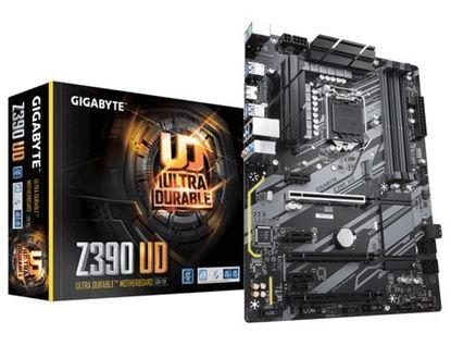Imagen de GIGABYTE - TARJETA MADRE GIGABYTE Z390 UD ATX LGA 1151 9TH DDR4/HDMI/OPTANE