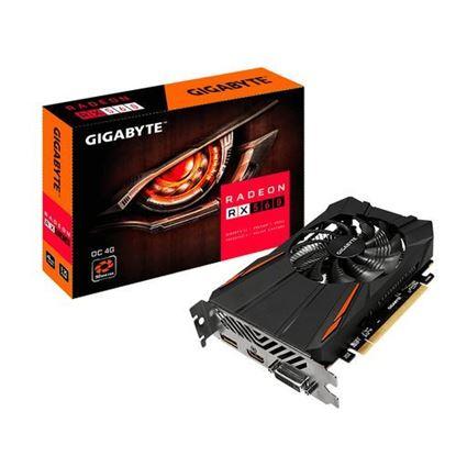Imagen de GIGABYTE - TARJETA DE VIDEO GIGABYTE GV-R X560OC-AGD 2.0 4GB GDDR5 DVI/DP/HDM