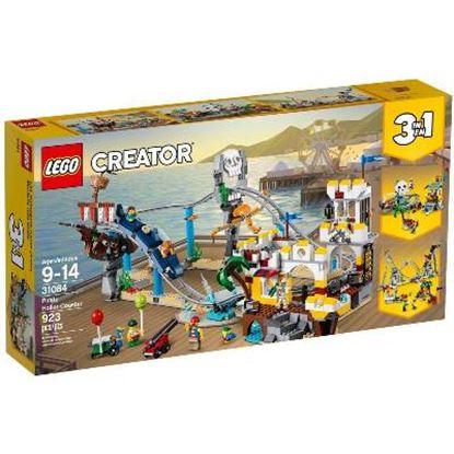 Imagen de LEGO - 31084 CREATOR 3 EN 1 PIRATE ROLLER COASTER 923 PZAS.
