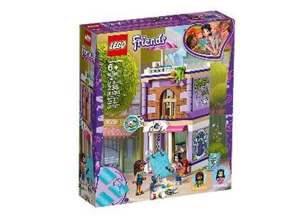 Imagen de LEGO - 41365 FRIENDS EMMA S ART STUDIO 235 PZAS.