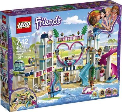 Imagen de LEGO - 41347 FRIENDS HEARTLAKE CITY RESORT 1017 PZAS.