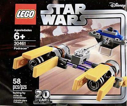 Imagen de LEGO - 30461 STAR WARS PODRACER 58 PZAS.