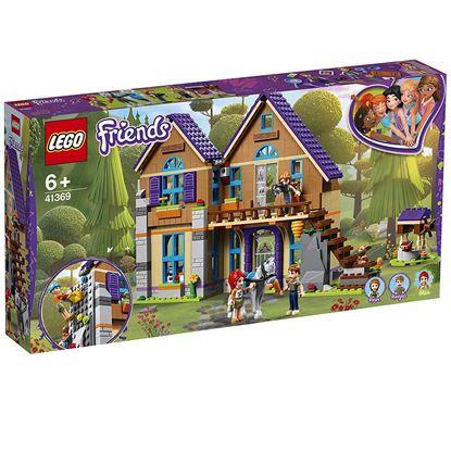 Imagen de LEGO - 41369 FRIENDS MIA S HOUSE 715 PZAS.