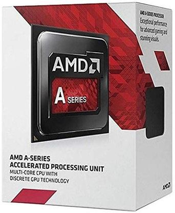 Imagen de KINGSTON - AMD PROCESADOR A6-7480 3.5GHZ 65W 1MB SOC FM2 KIT