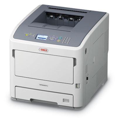 Imagen de OKIDATA - OKIDATA IMP LED MONO MPS5501B 55PPM 1200X1200 512MB RAM GIGABIT