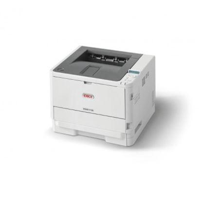 Imagen de OKIDATA - OKIDATA IMP LED MONO ES5112DN 47PPM 1200X1200 512 MB DUPLEX ETHE