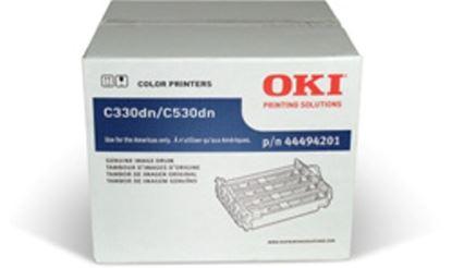 Imagen de OKIDATA - OKIDATA TAMBOR CMYK C330/C331/ MC361/MC561/MC362W 20K PAG