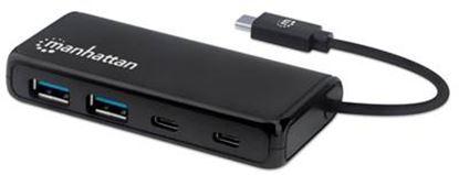 Imagen de IC - CONECTOR M+LTIPLE DE 4 PUERTOS PARA USB 3.2 GEN 1