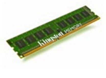 Imagen de KINGSTON - KINGSTON MEMORIA KVR DIMM 8GB DDR3-1333 CL9 NON-ECC ALTURA 30