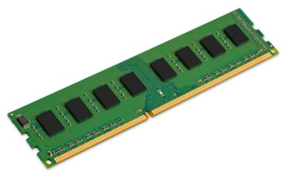 Imagen de KINGSTON - MEMORIA RAM KINGSTON 4GB1333MHZ DDR3 NON-ECC CL9 DIMM 1RX8