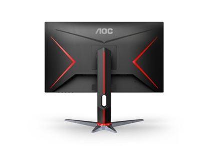 Imagen de AOC - MONITOR AOC GAMING 27 IPS VGA HDMI DISPLAY PORT NEGRO 3WTY