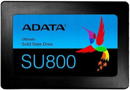 Imagen de ADATA - DISCO ESTADO SOLIDO SSD ADATA SU800 ULTIMATE 512GB SATA III 2.5