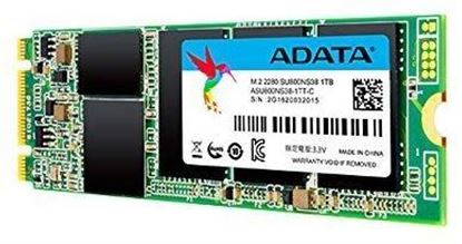 Imagen de ADATA - DISCO ESTADO SOLIDO SSD M.2 ADATA ULTIMATE SU800 2280 1 TB