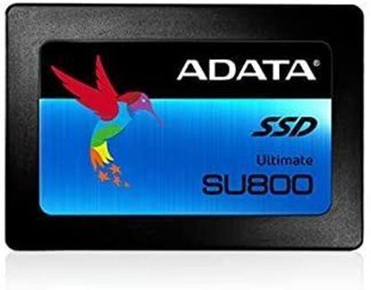Imagen de ADATA - DISCO ESTADO SOLIDO SSD ADATA SU800 ULTIMATE 1TB SATA III 2.5