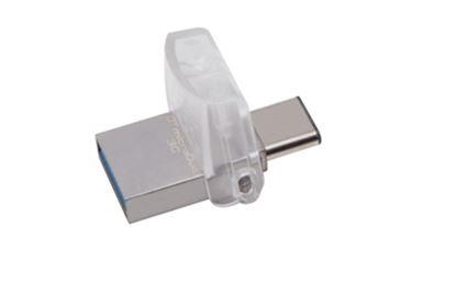 Imagen de KINGSTON - KINGSTON 64GB USB 3.1 TIPO C DATATRAVELER MICRO DUO